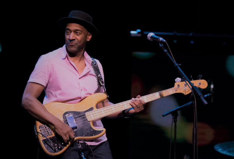 jazz picture (Marcus Miller 2018 Blue Note Cruise 800cc uncredited.jpg) in magazine