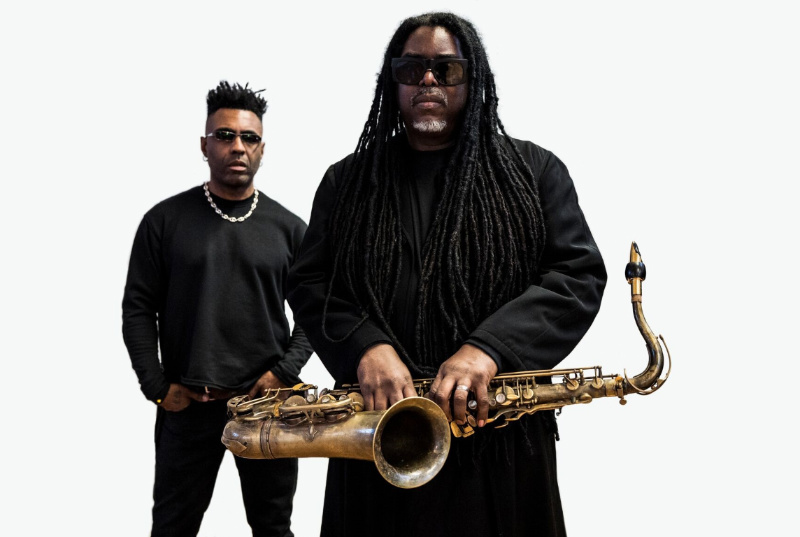 jazz picture (Courtney Pine and Omar 800cc uncredited.jpg) in magazine
