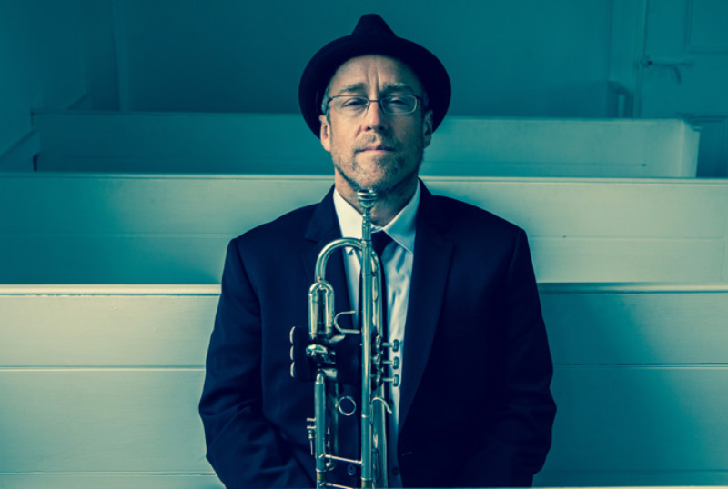 jazz picture (Dave Douglas 800cc uncredited.jpg) in magazine
